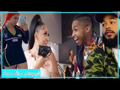 Queen Naija BF Clarence EXP0S3 DDG & Kennedy