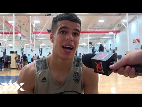 Michael Porter Adidas Nations Full Interview
