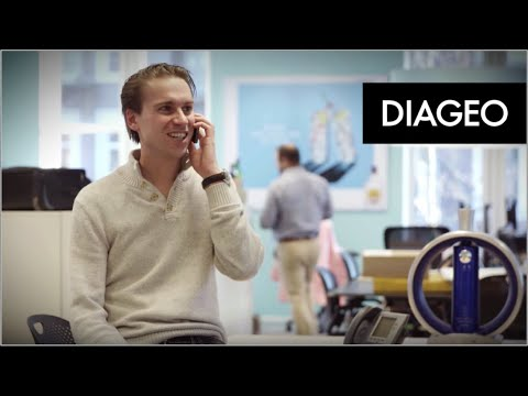 We Are Diageo | Meet Guido Biermans, Joint Venture Finance Mgr | Amsterdam, Netherlands | Diageo