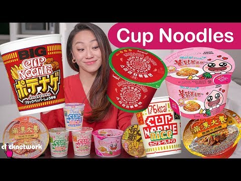 Cup Noodles - Tried and Tested: EP142