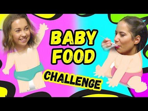 BABY FOOD Challenge | Studio Queen's №32