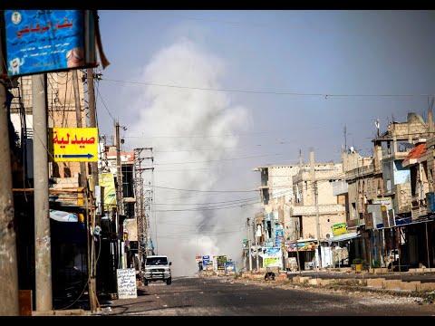الجيش السوري يستهدف مناطق المعارضة بالبراميل المتفجرة  - نشر قبل 1 ساعة