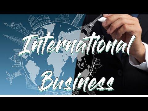 INTERNATIONAL BUSINESS MGMT (Série Cursos e Colleges)