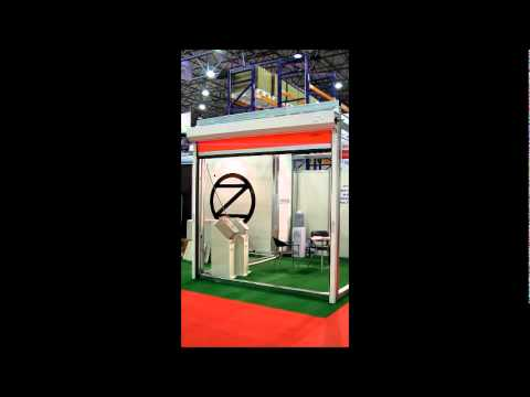 ORSEZ 102 HIGH SPEED PVC ROLL UP DOOR