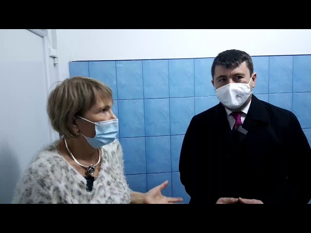 A koronavírus elleni védőoltások beadása ma elkezdődőtt a Csíkszeredai Megyei Sürgősségi Kórházban