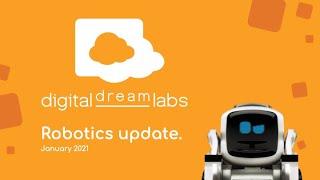 State of Robotics Webinar, January 2021