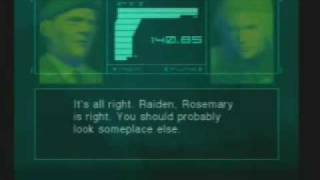 Metal Gear Solid 2 : Easter Eggs Part 1