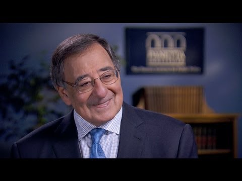 Leon Panetta on Changing the National Conversation About Oceans | Pew