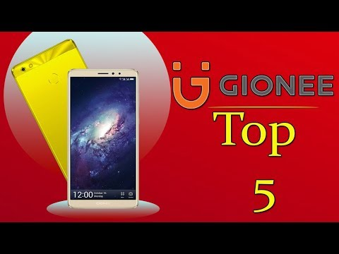 Gionee Top 5 Mobiles  Between 8000 To 12000 ! 2018 And 2019 India