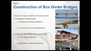 Post-tensioned Box Girder Design to Eurocode 2