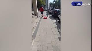 Как се доставя месо до центъра на Пловдив