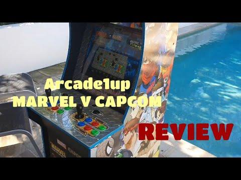 Arcade1up Marvel v Capcom review - from a novice fighting game player from SimonAU1up