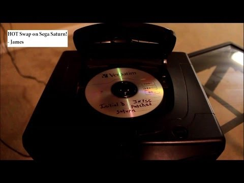 How To Hot Swap On A Sega Saturn Model 2