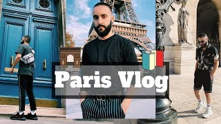Paris Travel Vlog: Best Food, Men's Shopping and Street fashion, What I wore in Paris  2019