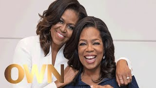 Oprah Winfrey Presents: Becoming Michelle Obama | Oprah's Book Club | Oprah Winfrey Network
