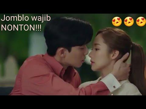 CIUMAN Paling ROMANTIS KOREA. BIKIN BAPER Sejagad Raya...JOMBLO WAJIB NONTON!!!