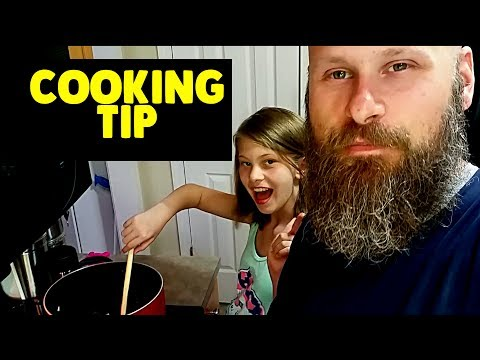 Low Vision / Blind Cooking Tip | The Blind Life