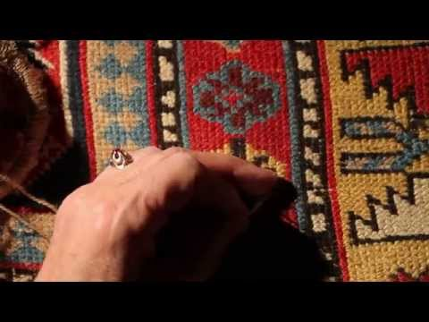 The art of making Armenian Carpet