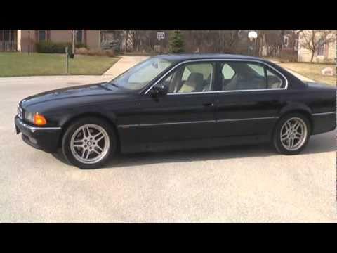 1997 BMW 740il 126k Miles 4 Sale Ebay Craigslist Outside-Inside Detail Tour