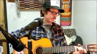 """Mike Quinn - """"Homemade Songs"""" (A Fistful Of Vinyl sessions) on KXLU 88.9 FM Los Angeles"""