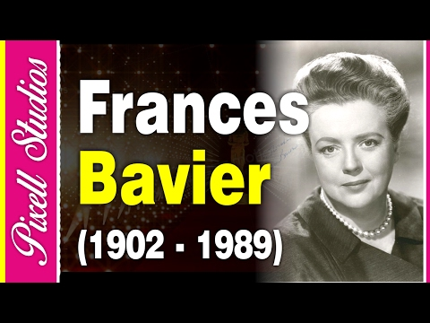 Frances Bavier An American Stage And Television Actress