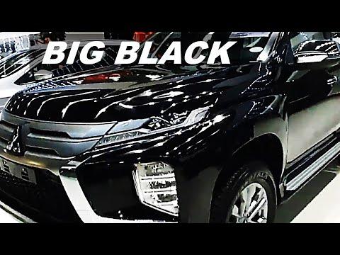 2020 Mitsubishi PAJERO SPORT | SUPER Big Black SUV - FACELIFT Interior And Exterior Driving