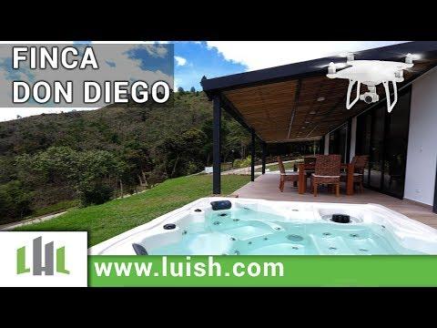 Finca en Don Diego La Ceja para Estrenar Oriente en Venta | LuisH.com%1/1