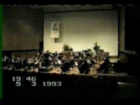Beethoven Eroica Symphony (Part 1) Michael Bartos, Conductor