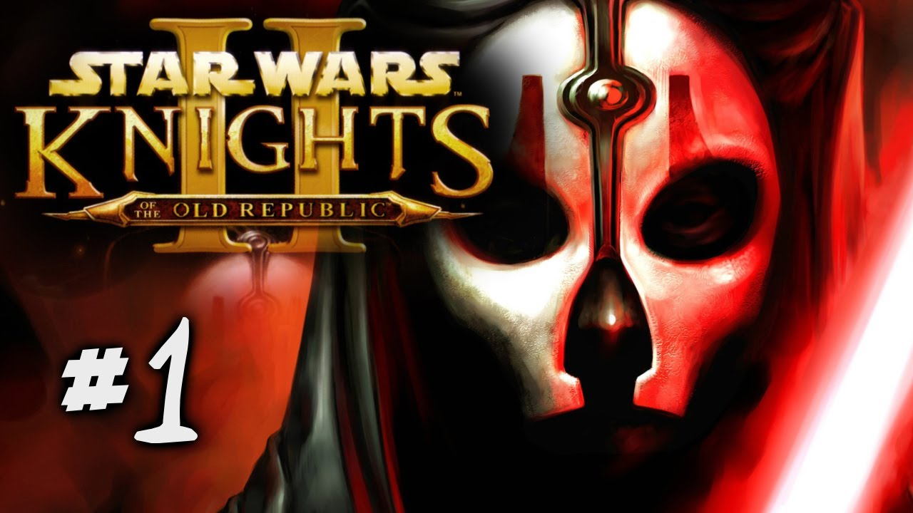 Star Wars Kotor 2 W Kootra Part 1 I Love This Game Youtube