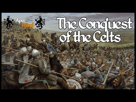 The Norman Conquest of England: The Conquest of the Celts [HARD]