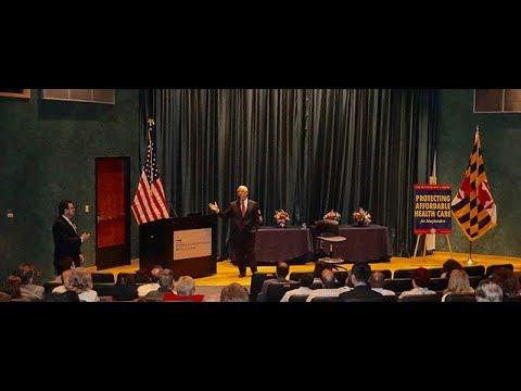 Senator Ben Cardin Visits MedStar Franklin Square for Community Town Hall