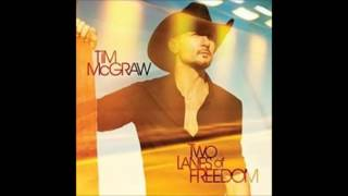 Watch Tim McGraw Let Me Love It Out Of You video