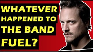 Fuel: Whatever Happened To the Band Behind 'Hemorrhage (In My Hands)' & 'Shimmer'