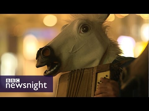 Is the 'alt-right' on the rise in Europe? - BBC Newsnight