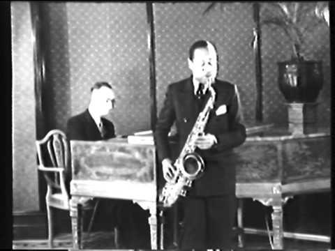 Coleman Hawkins in Holland 1935