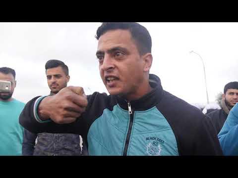 Grenzübergang Rafah März 2019, Wiener Zeitung,  Markus Schauta Lisa Köppl