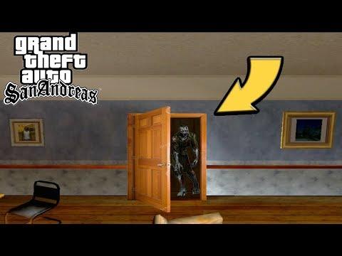 Que hay dentro de la habitaci n secreta de la casa de cj - Piscina dentro de la habitacion ...