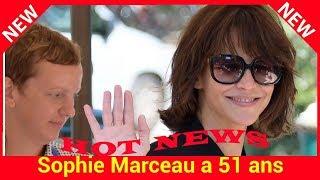 Sophie Marceau a 51 ans : qui sont les hommes de sa vie