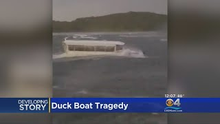 17 Killed When Tourist Boat Capsizes In Missouri