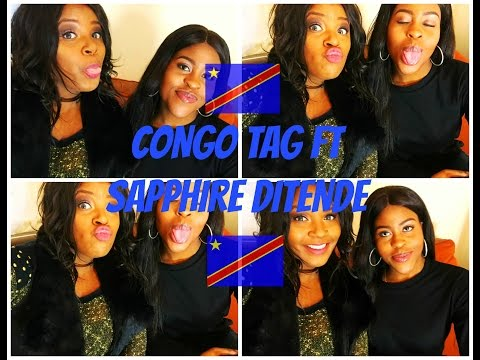 Congo Tag🇨🇩🇨🇩 ft Sapphire Ditende | Dating Congolese Men