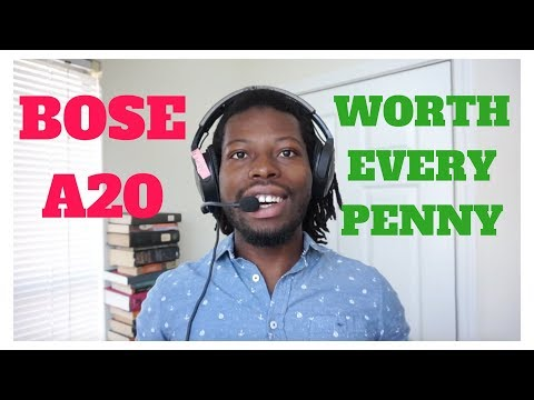 Is The Bose A20 Aviation Headset Too Expensive?
