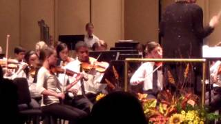 WS Youth Philharmonic Brahms Tragic Overture (arr. Leidig)
