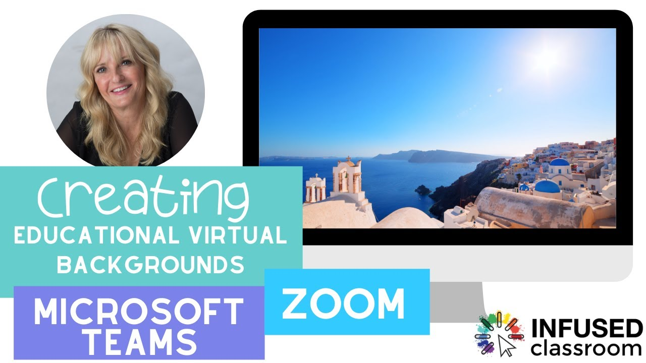 Creating Educational And Fun Backgrounds For Microsoft Teams And