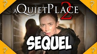 A Quiet Place 2 Sequel coming in 2020