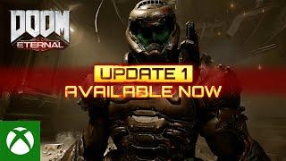 DOOM Eternal - Update 1 Available Now