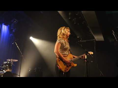 Samantha Fish - Chills & Fever - live Portail Coucou France 30 mars 2017