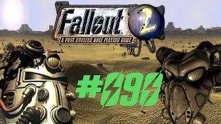 Lets Play: Fallout 2 #090 - Blacky der Filmstar