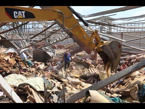 خبير اقتصادي لأخبار الآن: -تقدير أولي للخسائر بعد انفجار مرفأ بيروت يتجاوز 100 مليون دولار-  - 16:02-2020 / 8 / 7