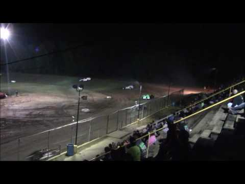 Butler Motor Speedway UMP Modified Feature 9/17/16