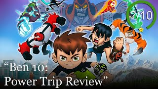 Ben 10: Power Trip Review [PS4, Switch, Xbox One, & PC] (Video Game Video Review)